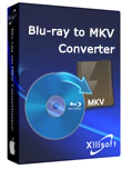 Xilisoft Blu-ray to MKV Converter for Mac