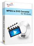 Xilisoft MPEG to DVD Converter