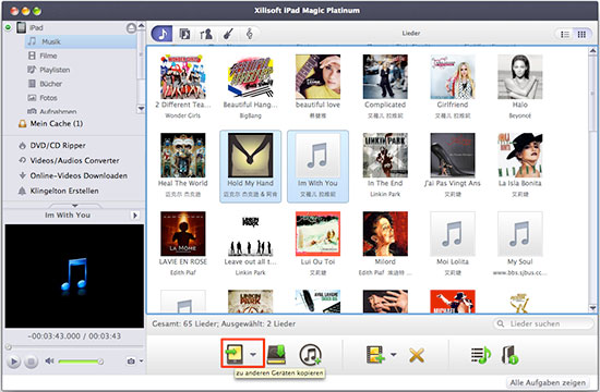 Xilisoft iPad Magic Mac