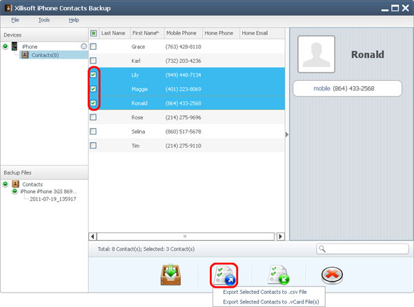 iphone Kontakt Sichern- iphone Kontakt transfer