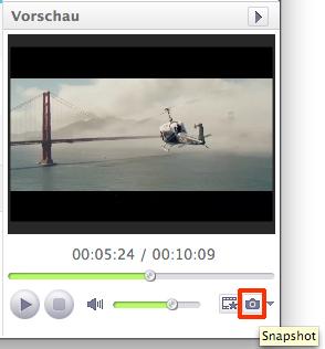Videos auf iPhone Mac
