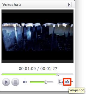 Video auf iPod unter Mac OS