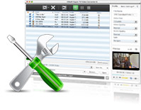 AVI to MP4 converter for Mac
