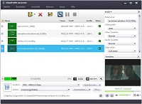 Xilisoft MP4 Converter, MP4 Video Converter