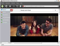 YouTube to iPod Converter - YouTube Video runterladen
